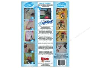 Fusible Web: The Warm Company Lite Steam-A-Seam 2 Fusible Web 9 x 12 in. Sheets 5pc.