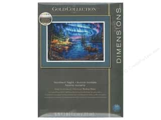 weekly specials Dimensions Applique Kit: Dimensions Counted Cross Stitch Kit 16 x 11 in. Northern Night