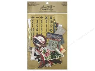 Tim Holtz Idea-ology Ephemera Pack Emporium
