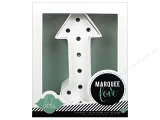Lamps: American Crafts Heidi Swapp Marquee Love Arrow Kit 8 1/2 in.