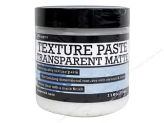 Painting Knife / Palette Knife: Ranger Essentials Texture Paste 3.9oz Transparent Matte