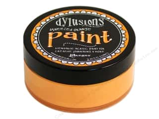 Ranger: Ranger Dylusions Paint 2 oz. Squeezed Orange