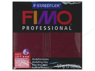 Fimo Professional Clay 2 oz. Bordeaux Picture