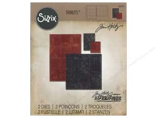 Sizzix: Sizzix Thinlits Die Set Postage Dots by Tim Holtz