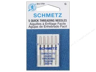 Schmetz Self Threading Needle Size 90/14 5pc