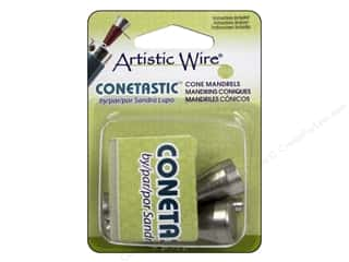 beadalon wire working tools: Artistic Wire Conetastic Cone Tool - Inverted Mandrels