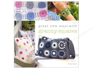 plastic canvas square: Search Press Great New Ways With Granny Squares Book