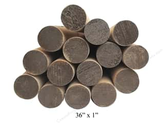 Forster: Wood Dowels 36 x 1 in. (12 pieces)