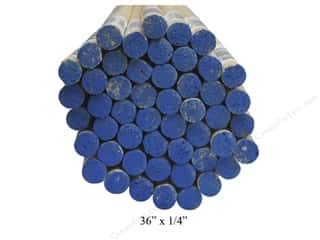 Loew Cornell: Wood Dowels 36 x 1/4 in. (50 pieces)