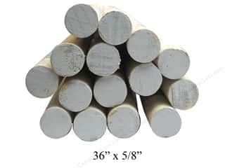 Wood Dowels 36 x 5/8 in.