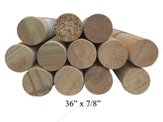 Forster: Wood Dowels 36 x 7/8 in. (15 pieces)