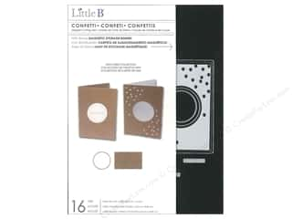 Confetti: Little B Cutting Dies Confetti 16pc