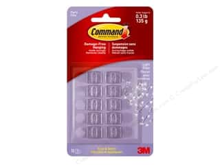 Command Adhesive: Command Adhesive Hook Party Light Clips 10pc