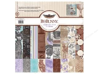 Clearance Bo Bunny Paper Collection Packs: Bo Bunny 12 x 12 in. Paper Collection Pack Penny Emporium