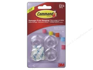 Command Adhesive: Command Adhesive Hook Party Banner Anchor 4pc