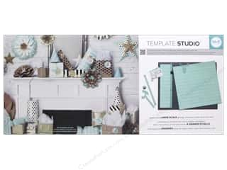 Weekly Specials Kids Crafts: We R Memory Template Studio Board Starter Kit