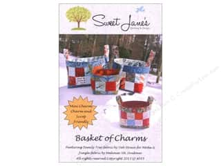 Pattern Basket, The: Sweet Jane's Designs Basket of Charms Pattern