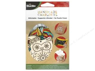 Holiday Gift Ideas Sale Kids Crafts: Bucilla Stitchable Wood Kit Holiday Owl Ornament