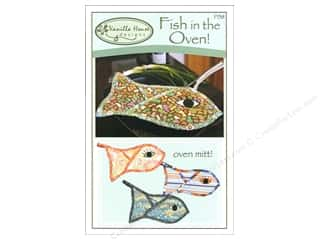 Quilted Fish, The: Vanilla House Fish In The Oven Pattern