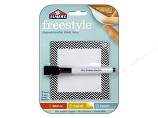 Art School & Office: Elmer's Freestyle Repositionable Stick 'Ems Dry Erase Note Chevron