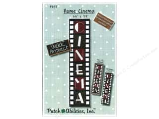 home decor pattern: Patch Abilities Home Cinema Pattern