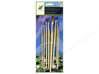 Multicraft Brush Set Artist Flat 8pc Picture