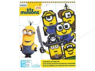Weekly Specials Pattern: Perler Fused Bead Accessories Pattern Pad Minions