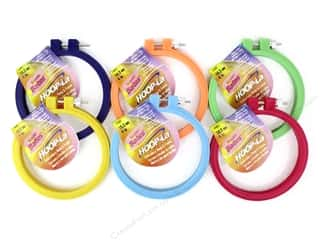 hoops > quilting hoops: Susan Bates Hoop-La Embroidery Hoops 4 in. 1 pc.