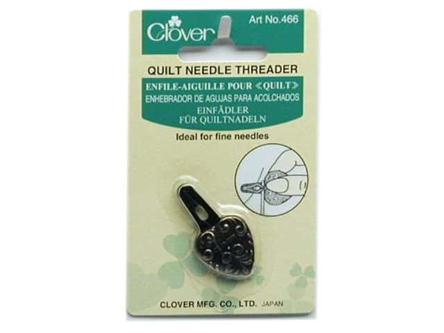 Clover Needle Threader For Quilting