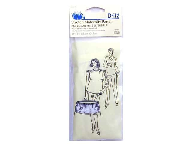 Dritz Maternity Panels White