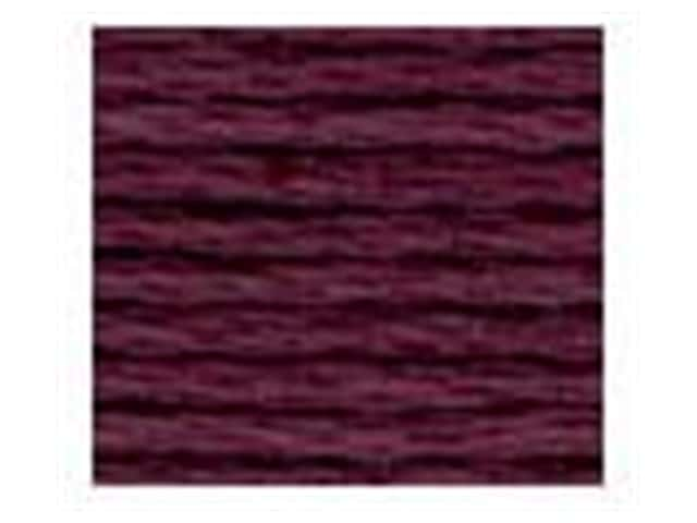 DMC Six-Strand Embroidery Floss #3041 Medium Antiqueique Violet (12 skeins)