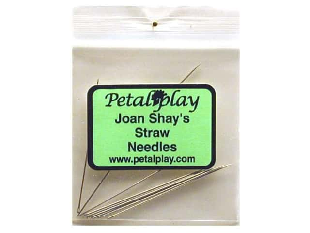 Petal Play Straw Needles 10pc