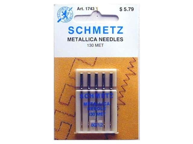 Schmetz Metallic Needle
