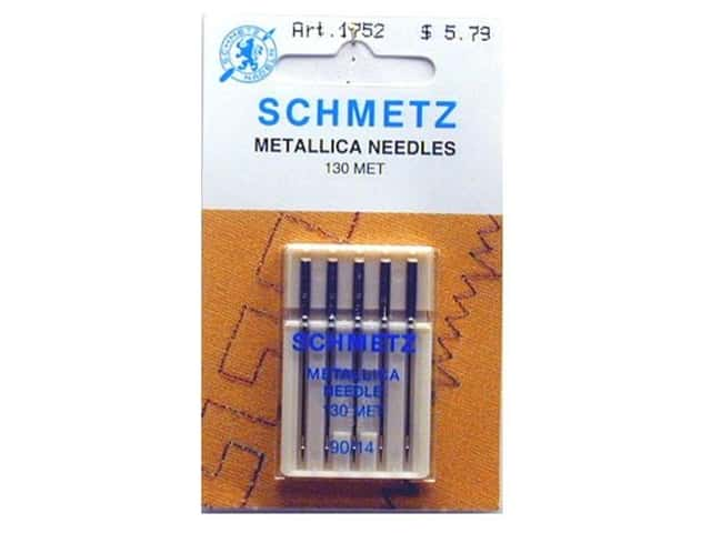 Schmetz Metallic Needle Size 90/14