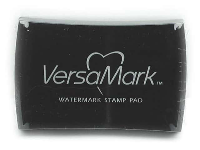 Tsukineko VersaMark Watermark Ink Stamp Pad Large Clear