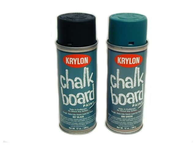 Krylon Chalk Board Paint 12oz
