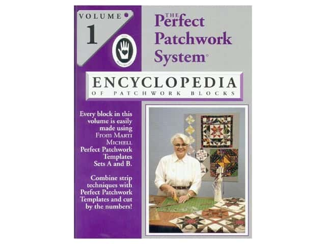 Marti Michell The Perfect Patchwork System Volume 1