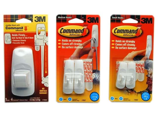 Command Adhesive Hook