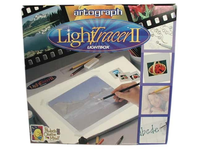 "Artograph Lightracer II Light Box 12""x 18"""