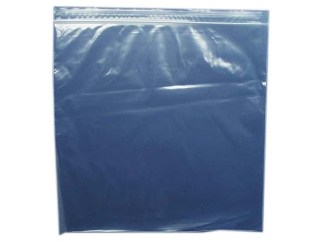 GTZIP Plain 2 Mil Zip Bags 12 x 12 in. Clear 100 pc.
