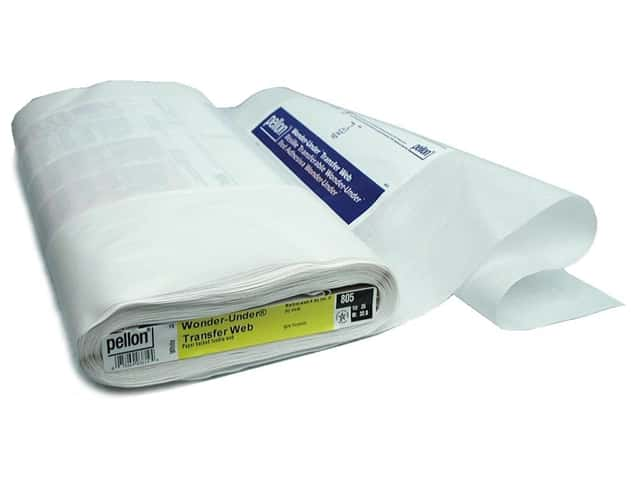 Pellon Wonder-Under Fusible Web 17 in. x 35 yd. White (35 yards)