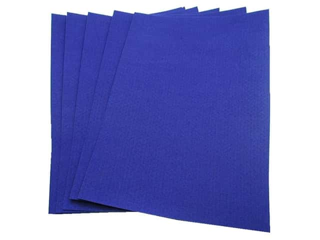 "CPE EZ Felt 12""x 18"" Royal"