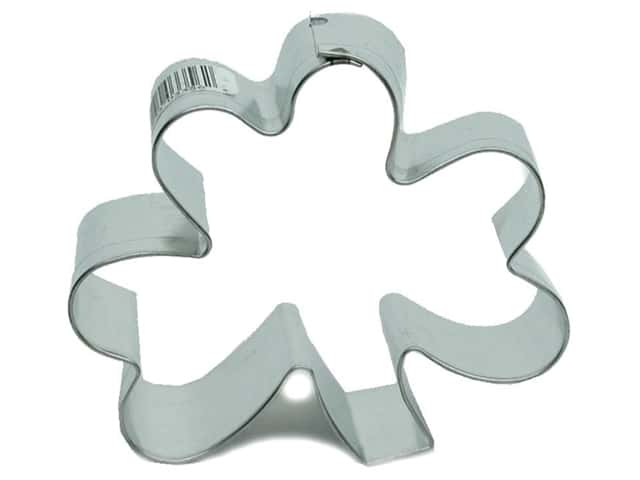 "Fox Run Craftsmen Cookie Cutter 3"" Shamrock (3 pieces)"