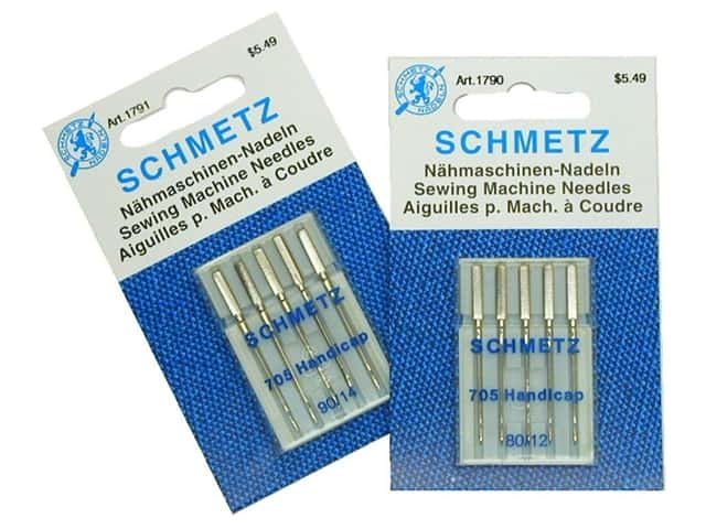 Schmetz Self-Threading Needle