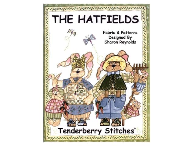 Tenderberry Stitches The Hatfields Book