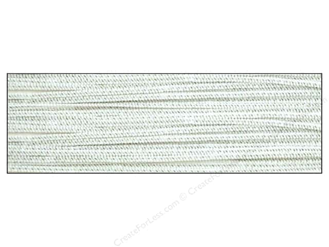 Chenille Stems by Accents Design 3 mm x 12 in. White 25 pc. (3 packages)