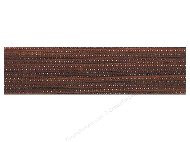 "Accent Design Chenille Stem 12"" 3 mm TinyBrown (3 packages)"