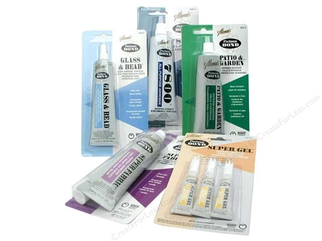Aleene's Platinum Bond Adhesives