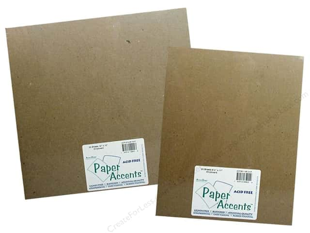 Paper Accents Chipboard Light Weight