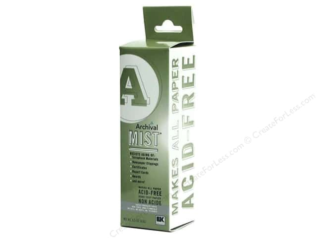 EK Archival Mist 1.5 oz